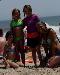 _MG_6345 (abelow) Tags: ocean girls beach girl surf oceancity beachgirl boogyboard girlswimmer oceanbeaches canon5dmarkll canon135f2llens