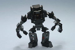 Teddy mech (SpartanBricks) Tags: bear lego teddy 5 hard suit mecha mech junebot