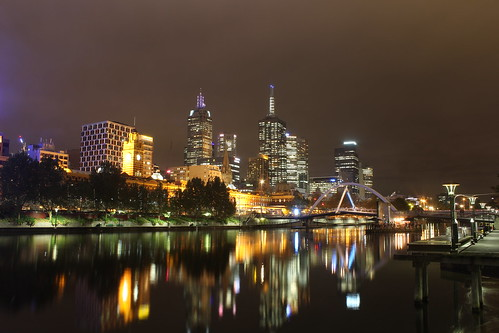 Melbourne night shots