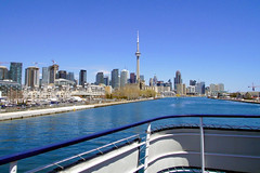 Mother's Day brunch cruise - Toronto skyline8