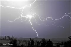 Intensity (btish2003) Tags: sky storm beautiful weather skyscape skies trish electricity rainstorm thunderstorm lightning streaks storms lightshow strikes mothernature severeweather electricalstorm electrifying mesmerizing nightskies rainshowers trishgrant trishgrantphotography btish2003 trishleise trishgrantphotographyanddesign trishgrantphotographyanddesgin