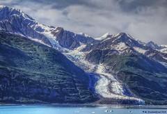 Smith Glacier, College Fjord Alaska (PhotosToArtByMike) Tags: mountains alaska ak glaciers fjord collegefjord smithglacier snowcappedmountains princewilliamsound tidewaterglaciers