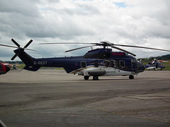 Super Puma G-REDT (Screwdriver32,more off than on :-() Tags: plane scotland airport fuji aircraft helicopter aberdeen finepix fujifilm areoplane aberdeenairport hs10 hs11 screwy32 screwdriver32