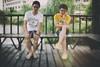 """关亭里 (敗給考試) Tags: film 35mm vintage f14 sony ts a7 customs 毕业 tiltshift 兄弟 记忆 """"shanghai samyang 复古 college"""" 移轴 上海海关学院"""