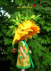 Lucky - custom sunflower girl for MG