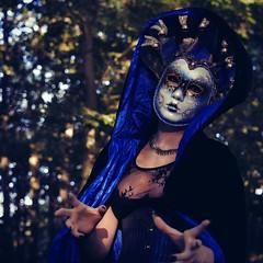Masquerade (The Druidess Of Midian) Tags: carnival portrait forest silver lace gothic goth longhair silk redhead longneck masquerade busty eyeliner elegance ifyougodowntothewoodstoday blacklace evensong inthewoods dragontattoo paleskin smoothskin bluelips silvernecklace auburnhair bluecorset blacksilk gothicbeauty gothfashion highcheekbones gothicfashion thedruidessofmidian egyptianeyes slimwaist alternativemodeling adayoutwithfriends longhairedlady corsert silverbelts healthylookingwoman dawnholdbrookmua cimagery