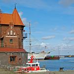Stralsund - Hafen- und Seemannsamt im Hafen (1) thumbnail