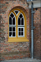 (Rob Millenaar) Tags: holland window groningen akerk