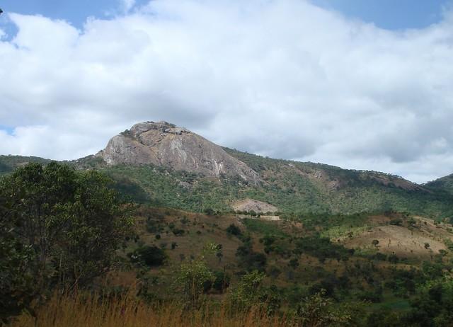 Mount Matagoro