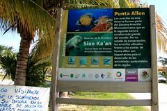 Punta Allen, Sian Kaan, QR (Fernando Crdova Tapia) Tags: mexico mar lagos rios lagunas aguadulce oceanos