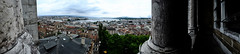 Panorama of Geneva, Switzerland (` Toshio ') Tags: city panorama lake church switzerland suisse geneva geneve oldtown lakegeneva lacleman catherdal toshio xe2 cathedralofstpeter fujixe2