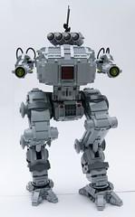 BEAST 011 (SweStar) Tags: robot lego future mechwarrior mecha moc