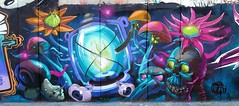 Fat Heat (Walls of Belgrade) Tags: streetart graffiti serbia belgrade beograd fatheat tramline3