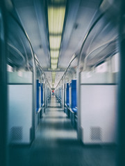 light people blur germany deutschland licht phone trains... (Photo: angsthase. on Flickr)