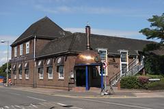 The Brewery Tap - Peterborough (Neil Pulling) Tags: uk england pub peterborough cambridgeshire oakhamales gbg2014 brewerytappeterborough