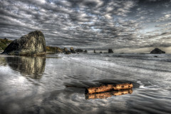 Bandon, Oregon (Thad Roan - Bridgepix) Tags: beach oregon bandon 201205