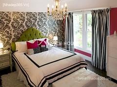 Thiết kế nội thất phòng ngủ tân cổ điển_25