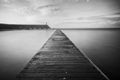 Newcastle Ocean Baths (Leighton Wallis) Tags: longexposure blackandwhite newcastle sony australia lee nsw newsouthwales pancake alpha 16mm f28 newcastleoceanbaths mirrorless a7r bigstopper ilce7r