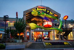 Ripley's Believe It or Not, Baltimore Maryland Inner Harbor (PhotosToArtByMike) Tags: city md maryland baltimore ripleysbelieveitornot innerharbor harborplace baltimoremaryland baltimorecity downtownbaltimore