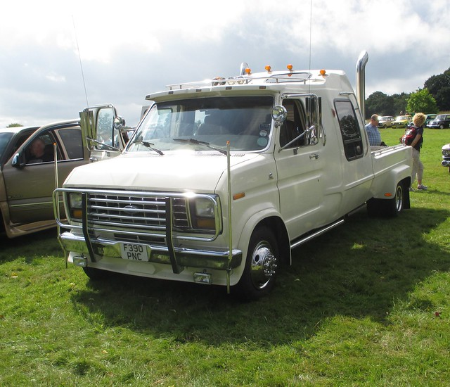 usa ford pickup 1989