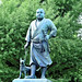 Statue of SAIGO, Takamori in Ueno Park / 上野公園 西郷隆盛像