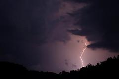 Lightning - August 3 (mrjensgreen) Tags: clouds thunderstorm lightning thunder moln blixt åska