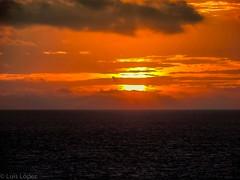 Puesta de sol (Luis Lpez l F O T O G R A F I A) Tags: sun sol puestadesol