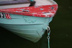 Sea Bee (Matt0513) Tags: sea lake 50mm boat fuji minolta row bee rowboat chautauqua f17 rokkor xe1