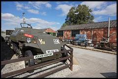 Eden Camp 4 (MTB1975) Tags: uk camp museum yorkshire hurricane ww2 spitfire eden northyorkshire attraction worldwar2 prisonerofwar edencamp
