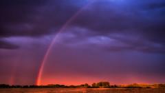 DSC05949 (Christian Wilmes) Tags: feld regenbogen emsland dohren