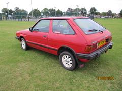 1985 Subaru GLF Hatchback (Sholing Uteman) Tags: 1987 4wd subaru brumby 1985 leone brat mv hatchback 283 glf