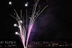 Greenwich Regatta (yve1964) Tags: london water thames night river boats boat ship fireworks ships greenwich nightshots riverthames tallships greenwichregatta