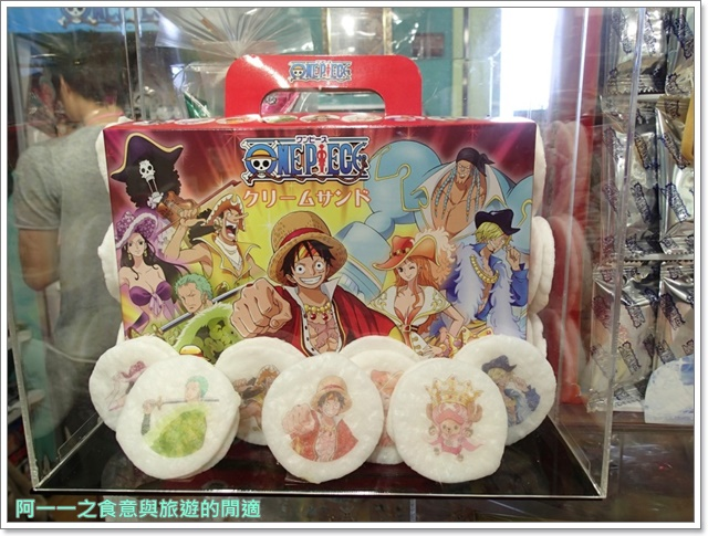 日本東京台場美食海賊王航海王baratie香吉士海上餐廳image047