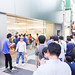 Queueing for iPhone 5s: 5:10 PM