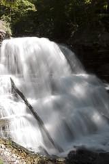 The Lower Falls (zamo86) Tags: nature canon waterfall peaceful niagara falls canonrebel lower decew canont1i