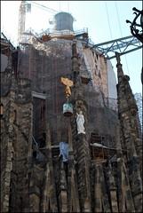 Sagrada Famlia (Pierre Henri Denis B.) Tags: barcelona catalonia barcelone sagradafamlia catalogne