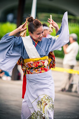 2014_08_24_Super_Yosakoi_Select_B010_HD (Nigal Raymond) Tags: japan canon harajuku   matsuri meiji      tky jing omotesand 100tokyo cooljapan nigalraymond wwwnigalraymondcom 5d3  genkimatsuri