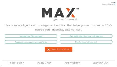 MaxMyInterestHomepage_LiveBlog