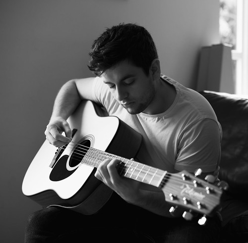 _Josh with Guitar