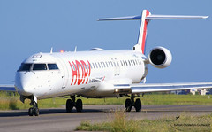 Bombardier CRJ-1000EL NG - HOP! (F-HMLC) - PGF (Sylvain C-G ✈) Tags: hop perpignan crj bombardier lfpg pgf crj1000
