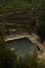 IMG_0402 (Tiki Tako) Tags: abandoned water sydney pit quarry