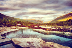 norway (_AR_T_) Tags: travel summer holiday mountains nature pool beautiful norway canon river amazing pond stream bokeh traveling homesickness