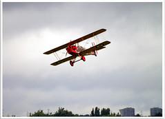 Royal Aircraft Factory S.E.5 (Aerofossile2012) Tags: aircraft airshow avion 1418 centenaire bourget 19142014