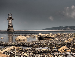 Whiteford Lighthouse 5th Sept 2014 DTF  (4) (Gareth Lovering Photography 2,000,000 views.) Tags: camera autumn sea lighthouse swansea landscape olympus september gower sands omd costal lovering 2014 em1 whiteford asitis