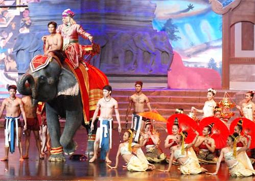 Hua Hin shows
