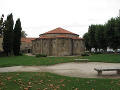 Iglesia de Santa Mara - Cabecera 2 (albTotxo) Tags: espaa galicia cambre acorua
