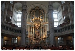 Frauenkirche | Church of Our Lady (Dit is Suzanne) Tags: church germany dresden frauenkirche kerk duitsland churchofourlady  views300 img0618  ditissuzanne canoneos40d img0620   sigma18250mm13563hsm 13062014