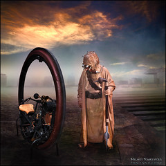 Strange Encounter (Knipser31405) Tags: fantasy composing 2014 sifi meisterwerke infinitexposure