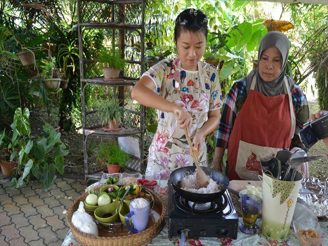 マサク-マサクツアー(マレーシアの家庭料理体験)