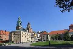The Wawel Castle (Sandra Király Pictures) Tags: poland krakow kraków wawelcastle